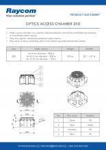 Vodotěsné kabelové komory ZK